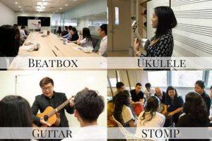 Music Jamming Workshop | Epic Workshops Singapore