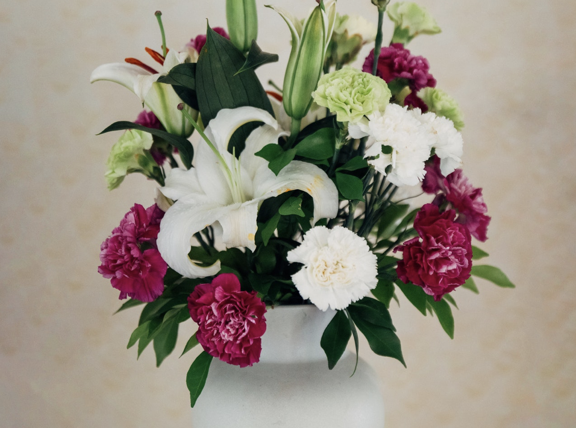 Different Flower Arrangement Patterns