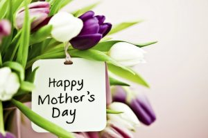 Greatest appreciation for our mothers with flowers!