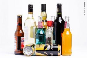 Alcoholic stress