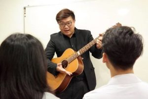 Guitar Workshop | Epic Workshops Singapore
