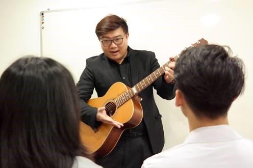 Guitar Workshop | Epic Workshops Singapore