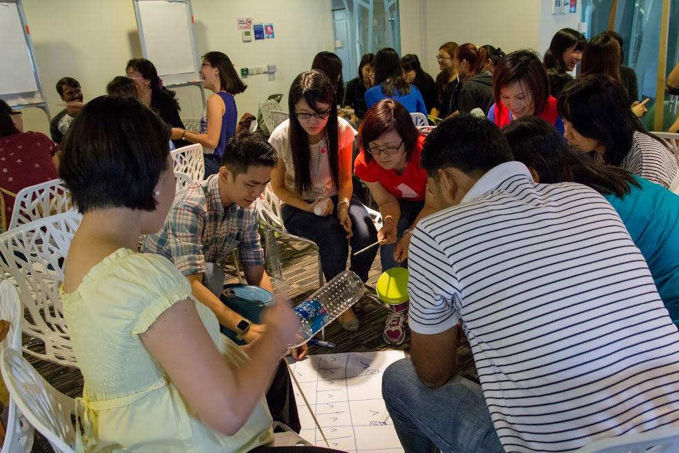 STOMP Music Workshop | Epic Workshops Singapore