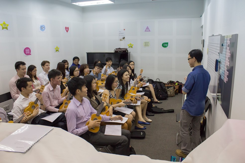 Ukulele Workshop | Epic Workshops Singapore