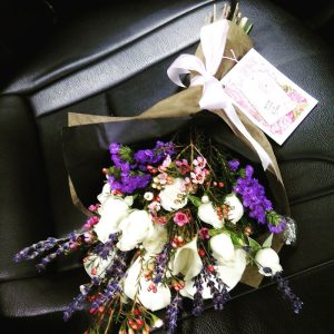 Callas-logy Flower Bouquet | Epic Workshops Singapore