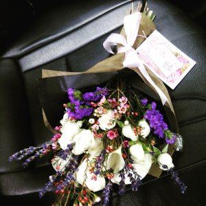 Callas-logy Flower Bouquet | Epic Workshops Singapore