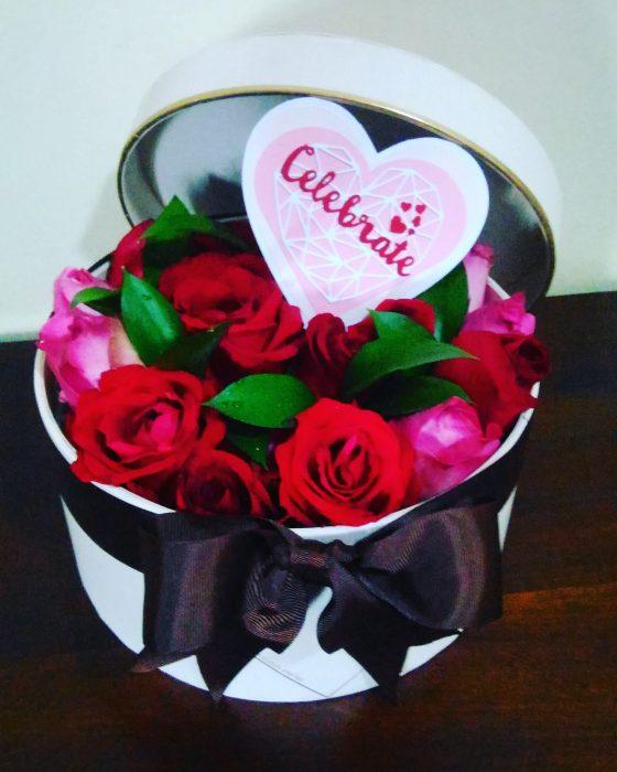 Happy Box Flower Bouquet | Epic Workshops Singapore