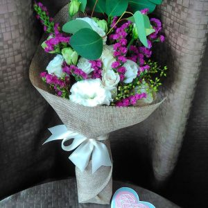 Summer Cheers Flower Bouquet | Epic Workshops Singapore