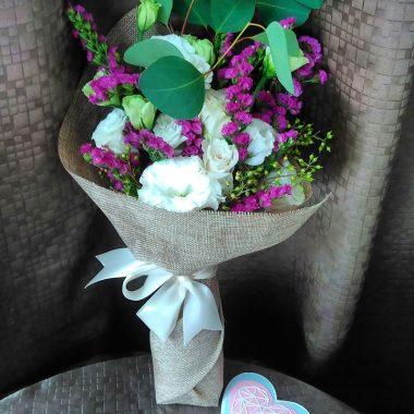Summer Cheers Flower Bouquet | Epic Workshops Singapore