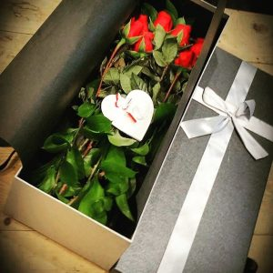 The Box Flower Bouquet | Epic Workshops Singapore
