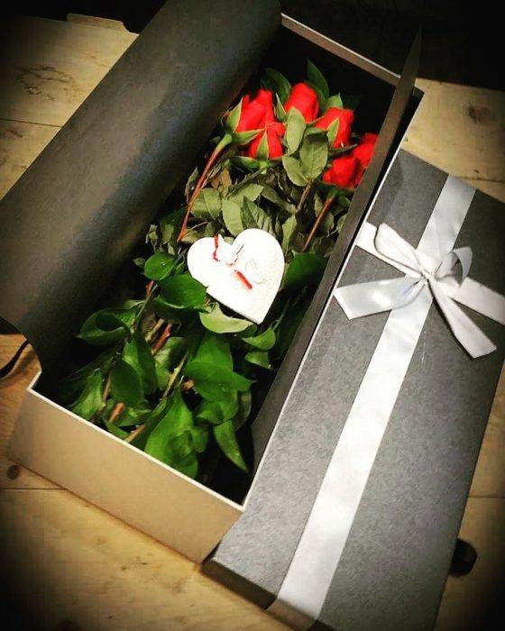 The Box Flower Bouquet   Epic Workshops Singapore