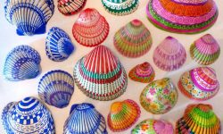 SEASHELL PAINTING