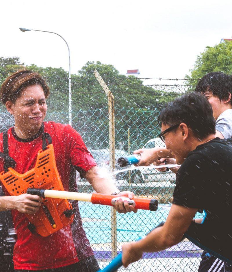 Splash Tag Singapore