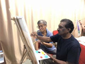 Art Jamming Workshops Singapore