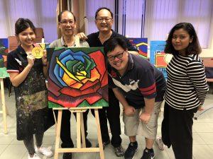 Corporate Art Jamming Singapore Benefits of Corporate Art Jamming Singapore April 2021