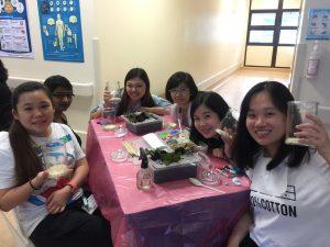 Team Building Proposal Singapore
