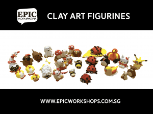 clay art figurines workshop singapore