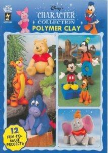 clay art clay figurines - disney