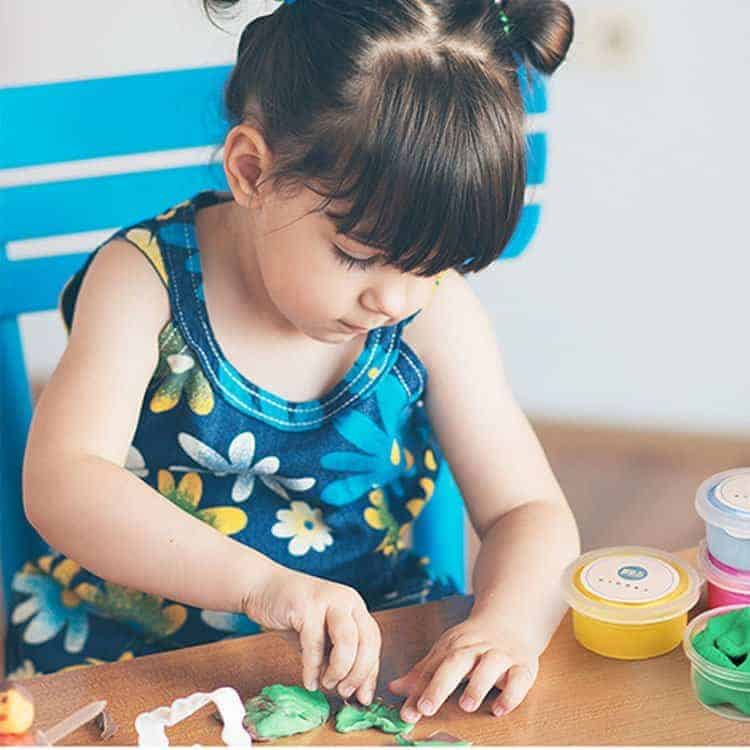Art Experience Kit: Clay Figurine Making (36pcs) April 2021