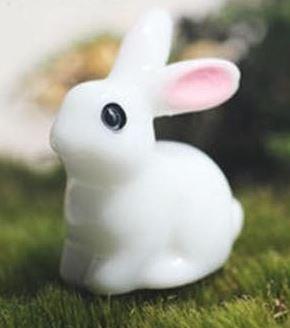 terrarium figurines Cute Rabbit August 2021