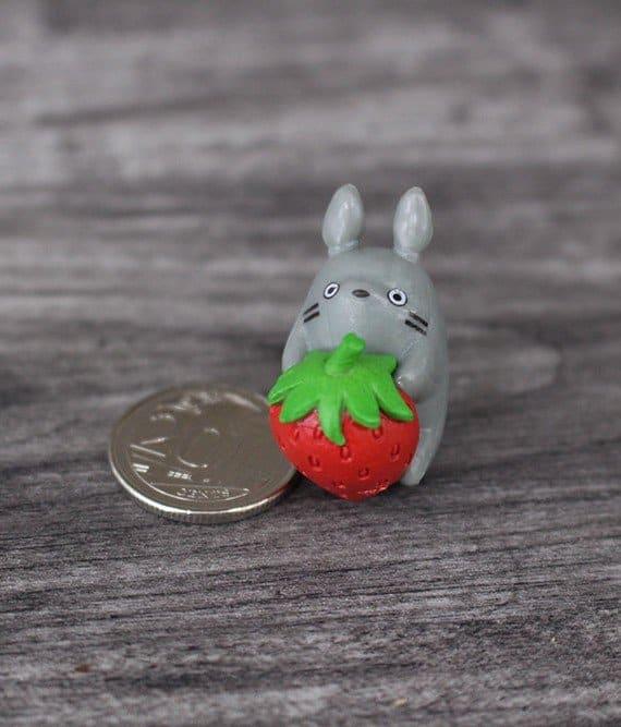 Strawberry Totoro August 2021