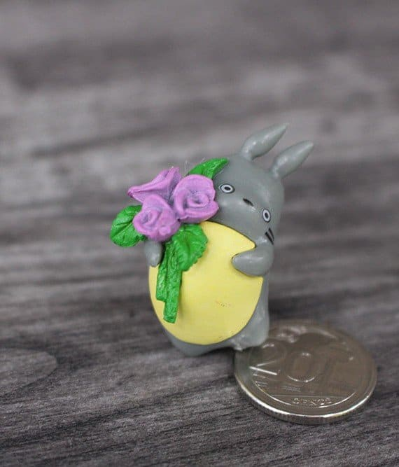 Totoro - Bouquet April 2021