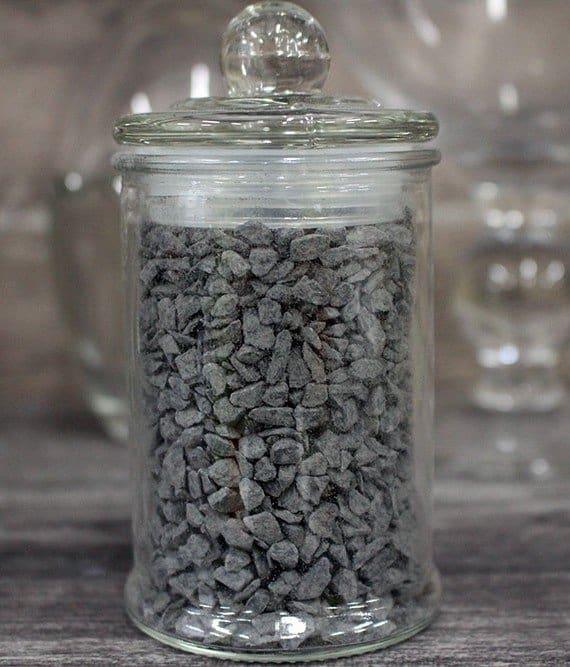 terrarium supplies singapore Gravel - Iron Grey August 2021