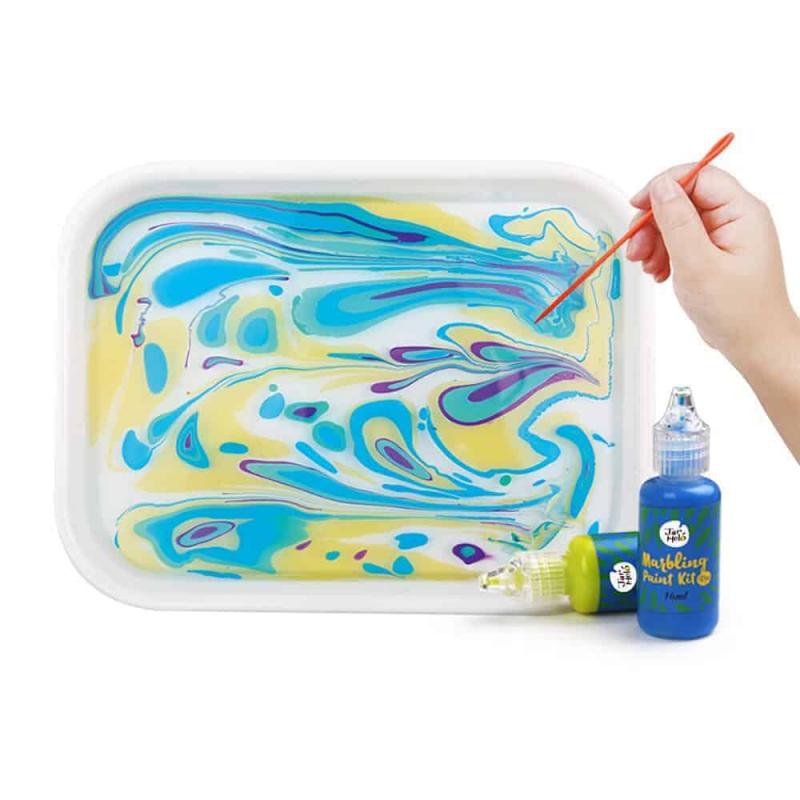 Art Experience Kit: Marbling Paint April 2021