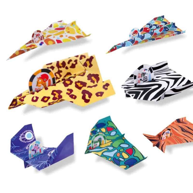 Art Experience Kit: Origami August 2021