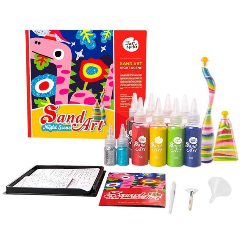Art Experience Kit: Sand Art August 2021