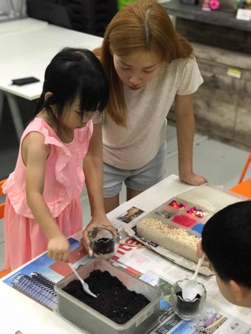 Mummy & Child Bonding Bundle: Stay Home Experience Kits April 2021