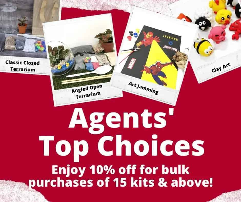 Agents Special - Stay Home Experience Kits April 2021