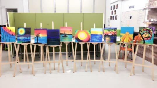 Art Jamming Workshops in Singapore April 2021