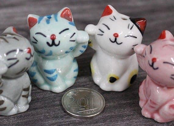 porcelain figurines Cat Porcelain Figurines April 2021