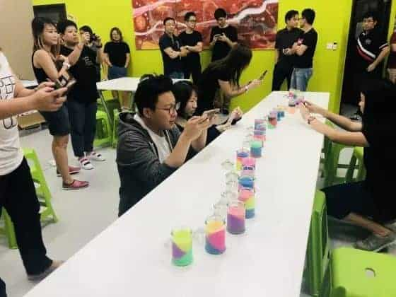Half-day Team Building Ideas, Activities, Courses in Singapore August 2021