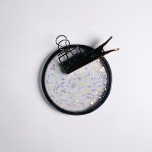 Opal Coaster - Resin Workshop