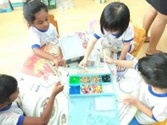 Parent-Child Bonding Workshops and Activities in Singapore April 2021